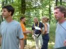 ZDF im Hochseilgarten